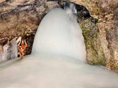 Amarnath Yatra Registers 1.31 Lakh Dip In 2016