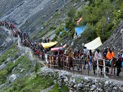 Registration For Amarnath Yatra Crosses 1 Lakh Mark
