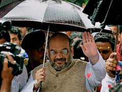 BJP Says No 'Achche Din' Comment in Amit Shah Speech, Plays Recording