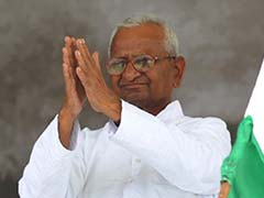 Good That I Left His Company: Anna Hazare on Arvind Kejriwal Hugging Lalu Yadav