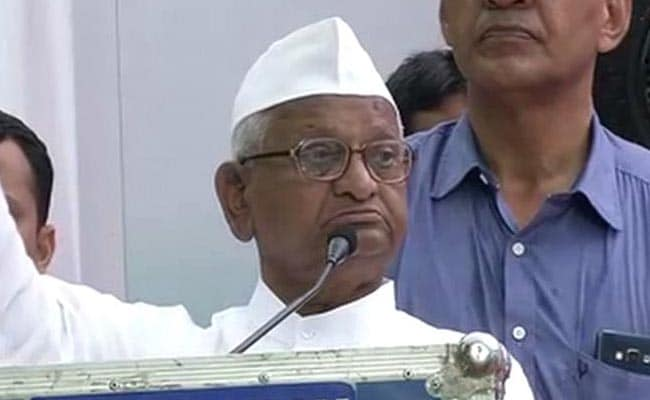 Soldiers Serve the Country But Don't Get Their Due: Anna Hazare on One Rank One Pension