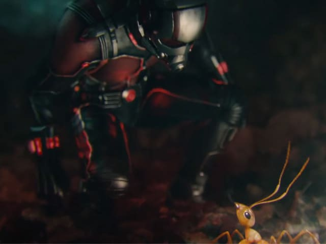 Ant-Man Leads North American Box Office, Pixels Stands Second