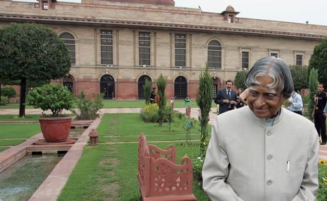 APJ Abdul Kalam Was People's President: Pranab Mukherjee