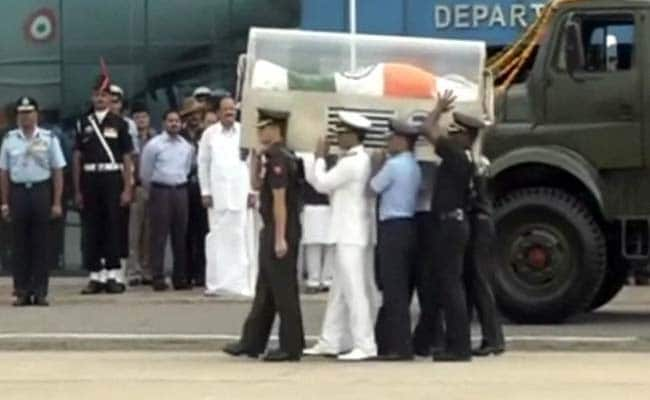 President APJ Abdul Kalam's Body Taken to Rameswaram, PM to Attend Funeral
