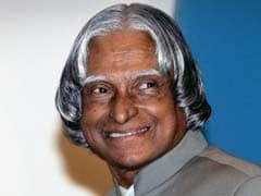 When President Kalam Took Off From an Airport Lit By Lanterns and Torches