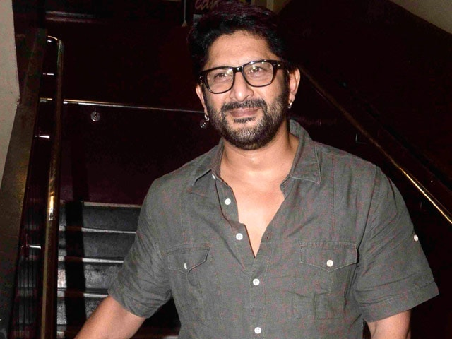 Confirmed. It's Comedy Nights With Arshad Warsi, For One Episode