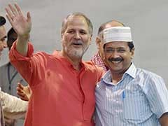 What Arvind Kejriwal Tweeted After Najeeb Jung Quit As Delhi Lieutenant Governor