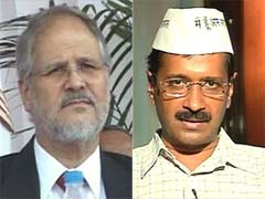 Rethink Delhi Power Regulator Chief's Sacking, Arvind Kejriwal Urges Najeeb Jung