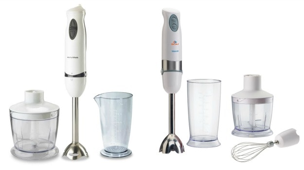 kitchen appliance review: the best hand blender for all your