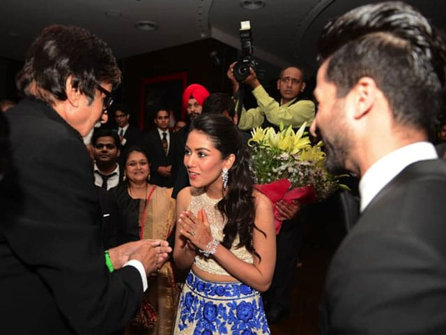 At Shahid, Mira's Blockbuster Reception: Amitabh Bachchan, Kangana and A-List Guests