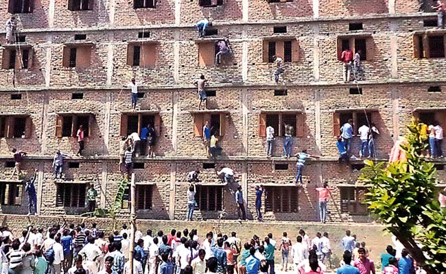 Image result for unfair means in bihar board examination