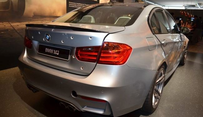 Mission Impossible 5 Car Bmw m3 Mission Impossible 5