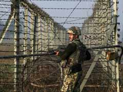 Pakistan National Arrested From Indo-Pak International Border