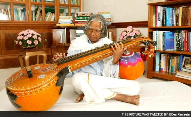 You Need to Listen to This Song Written by President APJ Abdul Kalam