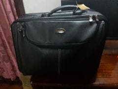 A Heartbreaking Pic of the Bag Dr Kalam 'Never Came Back For'