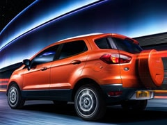 Ford India to Celebrate Sale of 2 Lakh Units of EcoSport
