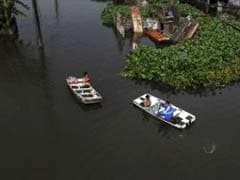 4 Dead, Thousands Flee as Floods Hit Northern Philippines