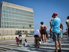 US Embassy in Havana Opens to a Day 'Like Any Other'