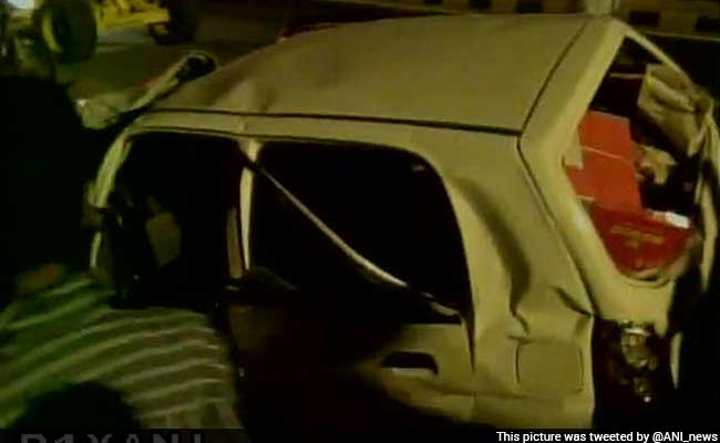 Hema Malini Car Accident: Child Killed, MP Has Minor Injuries