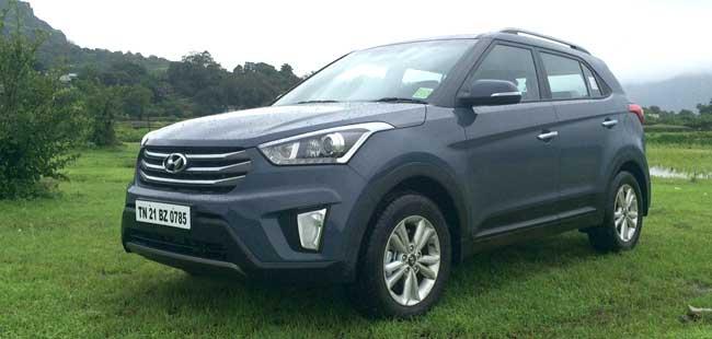 Hyundai creta 1 6l automatic review ndtv carandbike