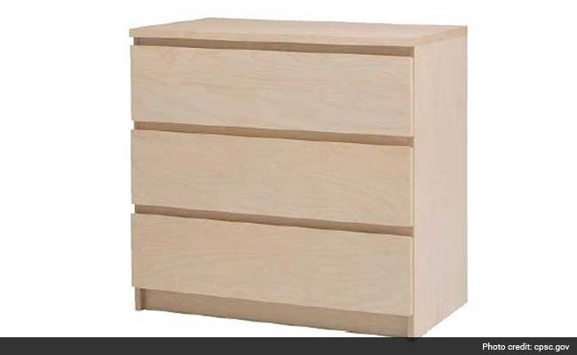 Ikea Offers Repairs For 27 Million Dressers After 2 Children Die