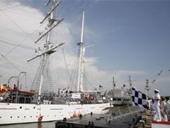 Indian Navy's Vessel to Compete in Annual Race in Europe