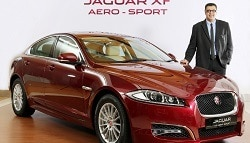 Jaguar XF Aero-Sport Special Edition Launched in India at Rs. 52 lakh