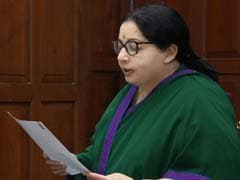 Tamil Nadu Chief Minister Jayalalithaa Announces Rs 7 Lakh Relief to Kin of State Employee