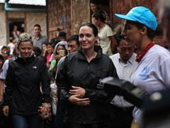 Actress and UN Envoy Angelina Jolie Wants Justice for Myanmar's Sexual Violence Victims