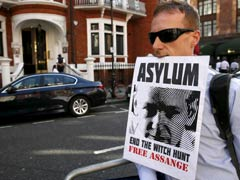 France Refuses Asylum Request by Wikileaks Founder Assange