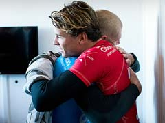 Shark Survivor Surfer Hails 'Warrior' Mate Who Came to Rescue
