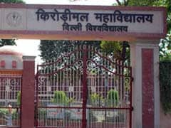 Kirori Mal College Principal's Office Vandalised Allegedly By Students Union