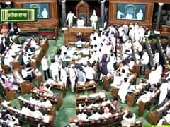 Over and Out in 4 Minutes as Protests Block Parliament