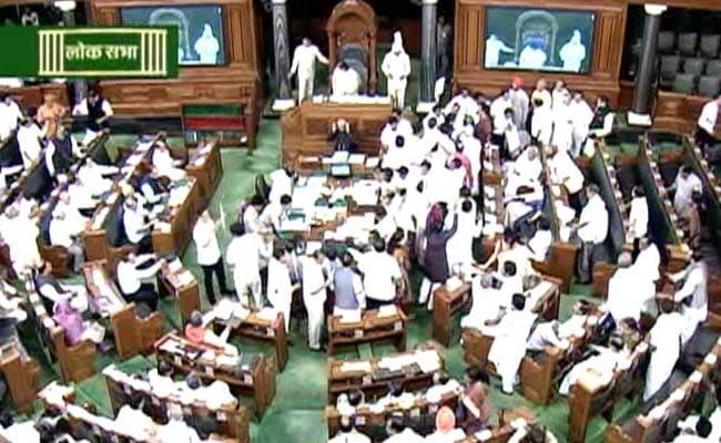 2 Bills Passed, Lok Sabha Ran For Less Than An Hour A Day ...