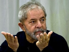 Released From Questioning, Brazil's Luiz Inacio Lula da Silva Says 'Has Nothing To Fear'