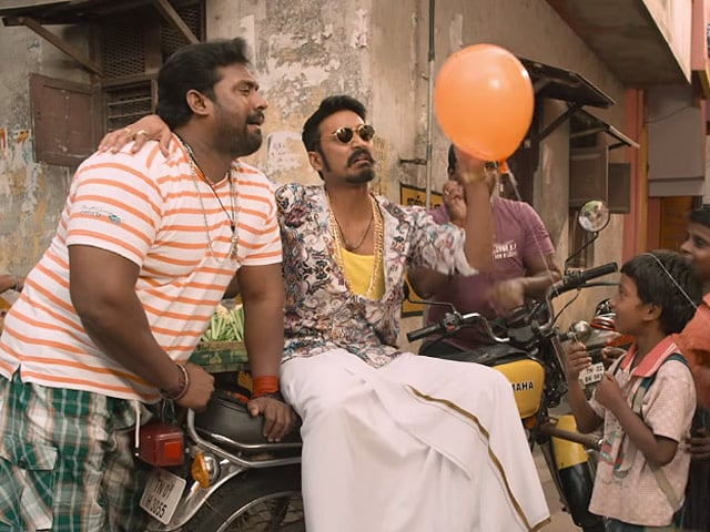 Dhanush's Maari Would Not Have Been Made Without Him
