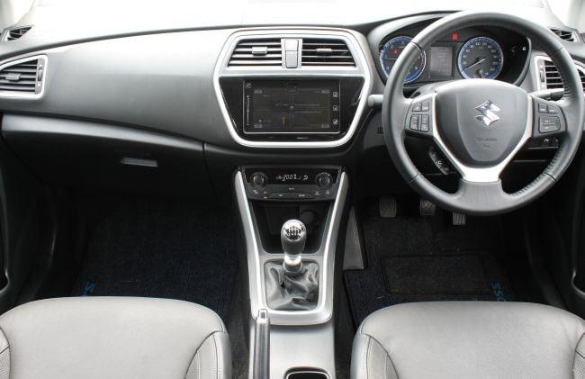 Maruti Suzuki S-Cross Interior