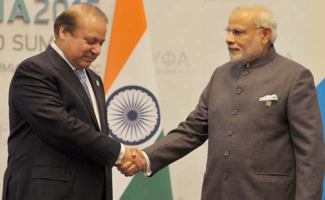 Nawaz Sharif Under Fire Over No Mention of Kashmir in Joint Statement With India
