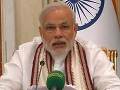PM Modi Expressed Grief Over Loss of Lives in Andhra Pradesh Stampede