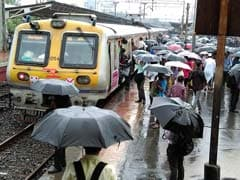 Rains Lash Mumbai; Heavy Rainfall Predicted In Next 24 Hours