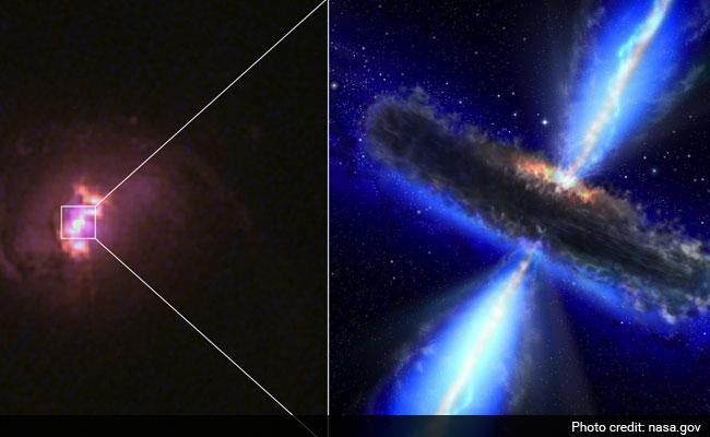 Hidden Supermassive Black Holes Found in Universe