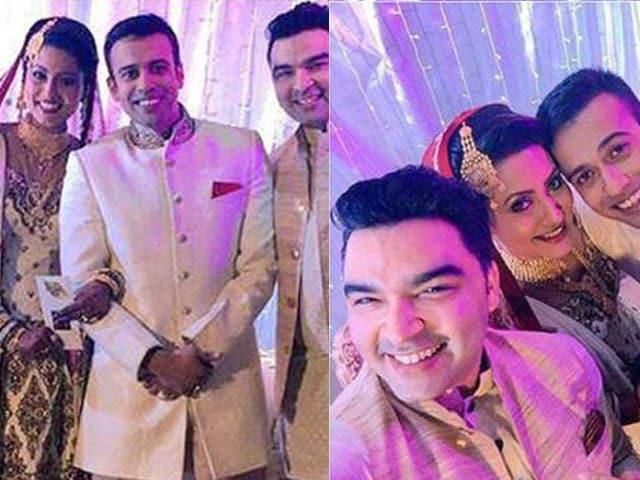 Shamik trivedi wedding