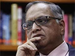 Narayana Murthy Bets on 'Discovery, Local Invention' for 'Make in India' Success