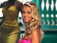 Olivia Jordan Crowned Miss USA  Amid Donald Trump Controversy