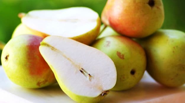 Fiber Rich Foods - Pears