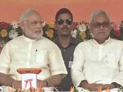 I share Nitish Kumar's pain, Bihar suffered due to politics: PM Modi
