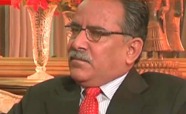 Nepal's Leader Prachanda Raises Objection to Sino-Indian Trade Pact