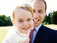 Prince William Says George Got Too Many Birthday Gifts