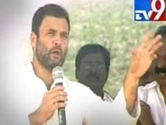 Won't Let PM Modi Take Farmers' Land Easily: Rahul Gandhi