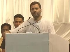 Rahul Gandhi Addresses Farmers in Tiruchirapalli: Highlights